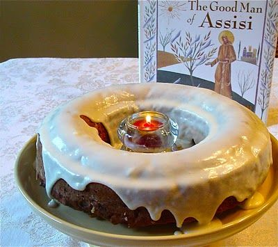 Catholic Cuisine: Poor Man's Cake for St. Francis of Assisi