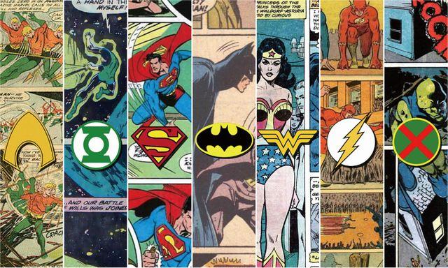 Frete grátis, logotipo Da Liga Da Justiça Marvel, papel de Parede de Seda Poster HD Decoração HOME DA PAREDE Personalizado ART PRINT unframed-351