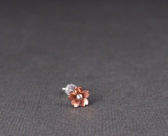 Cherry Blossom Helix Tragus Earring 56mm POINTED by HapaGirls