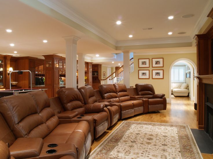 Gardner/Fox Wins Top Awards For Best Finished Basement