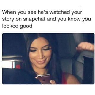 When you don't even mind that your face is giving it all away: | 29 Kim Kardashian Memes That Are Too Damn Real
