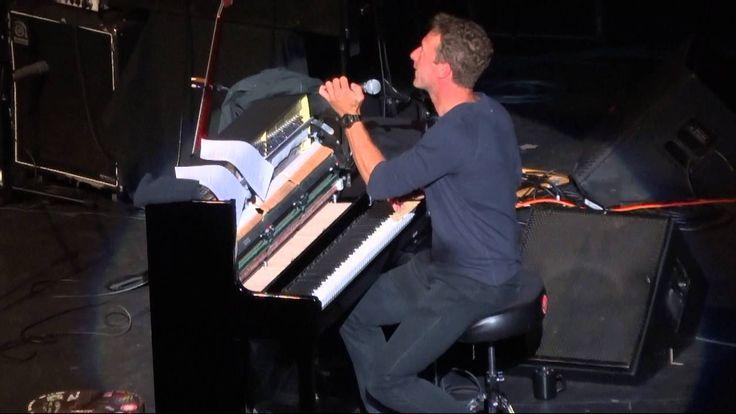 """Clocks"" (Live) - Chris Martin - Oakland, Fox Theater - April 30, 2016"