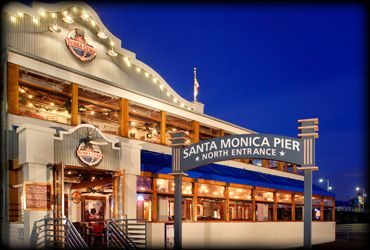 Located directly on historic Santa Monica Pier, there's no better place for the family to enjoy excellent seafood, friendly service and remarkable ocean views.    301 Santa Monica Pier, Building 9  Santa Monica, CA 90401  Ph: 310-393-0458