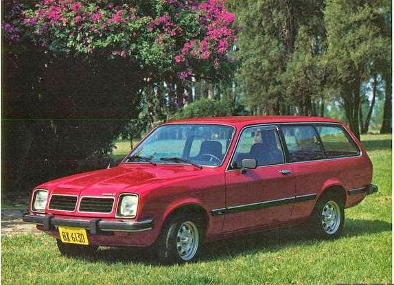 Conexão Automotiva: Retrômobilismo#64: Procura mais espaço que o Chevette? Acho que vai gostar da Chevrolet Marajó!