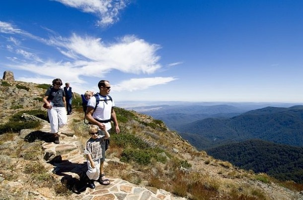 Experience the summer adventure Mt Buller has to offer.