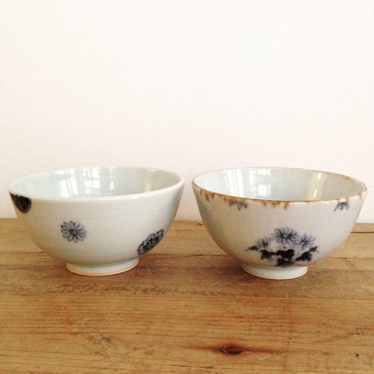 MUDDY 村山朋子 茶碗 右手¥3,000 左手¥2,900