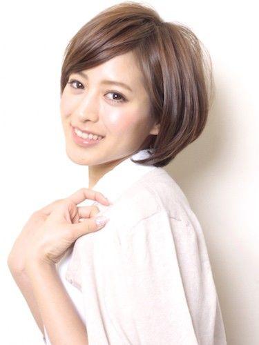 ショートカットさんにおすすめのコンサバフェミニンヘアスタイル♬真似したいカット・アレンジ・髪型♬