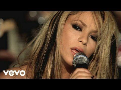 Vídeo oficial de Shakira  Objection (Tango)