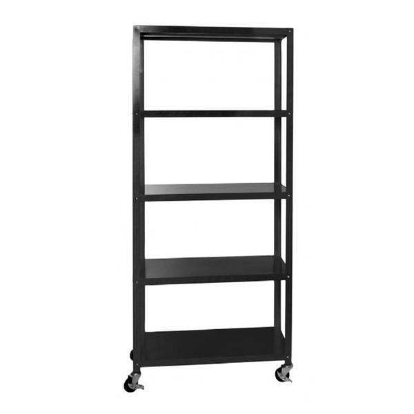 Factory Shelves - Black