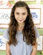 Here's our little one... Riley Matthews! Or Rowan Blanchard :) she will be great!