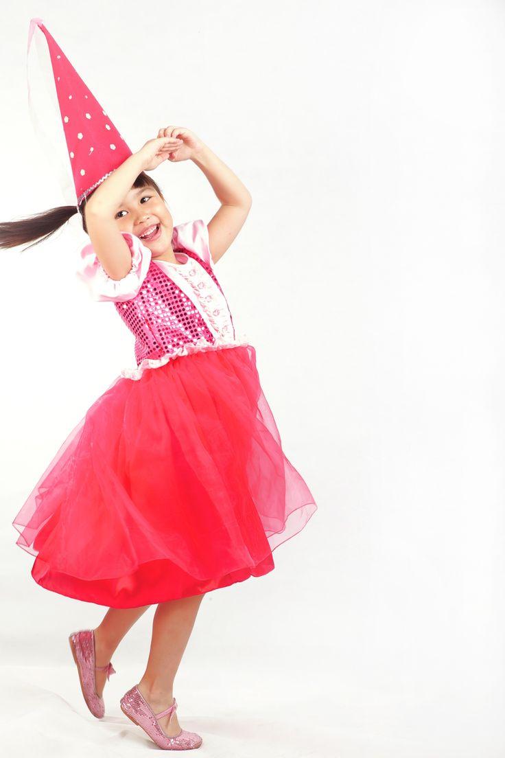 Pinkalicious dress