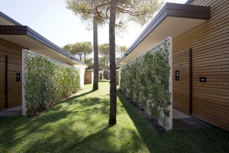 Cavallino Treporti (VE) Case a patio - Camping Marina di Venezia _Matteo Thun & Partners