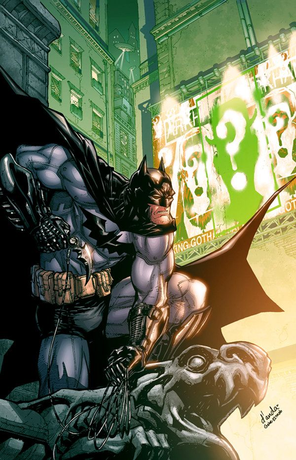 Batman by *Chuckdee on deviantART