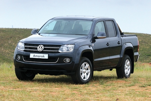 VW Amarok Double Cab 2.0 BiTDI 132kW 4Motion AT Highline