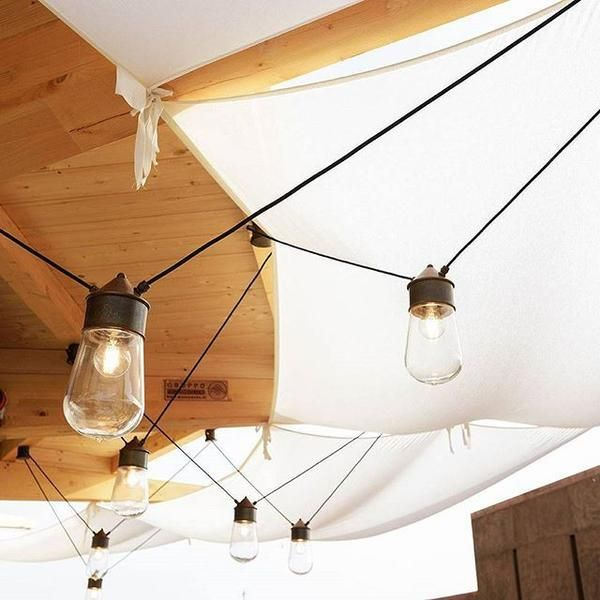Italian Brass & Copper Festoon-Style Lighting | Assorted Configurations