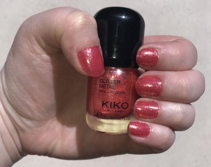 Kiko 03 Strawberry Red