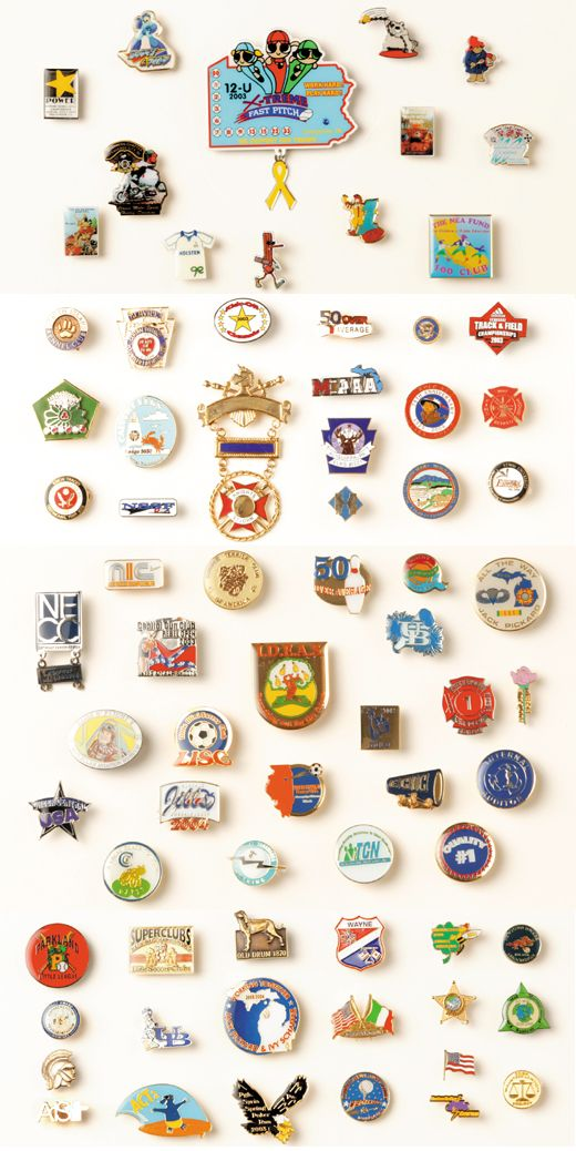 Collection Custom Lapel pins
