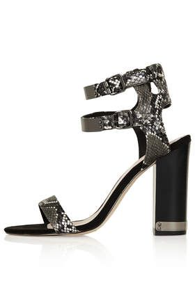 RODEO Snake Sandals £55
