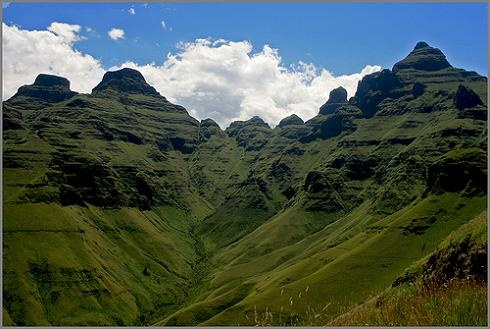 Drakensberg., Kwa Zulu Natal, South Africa