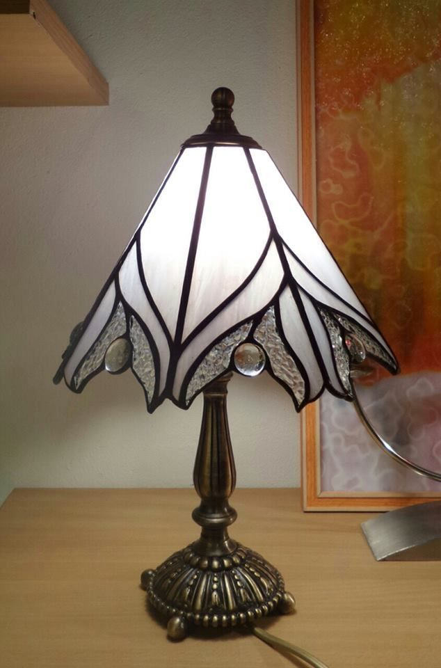 Stainedglasslamps Glasslamp Stained Glass Lamp Shades Stained