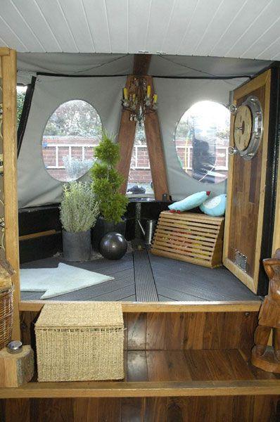 Aussies & Narrowboats: July 2012