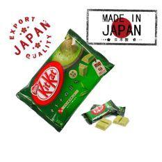 Nestle KitKat Green Tea Uji Matcha 12 Minis 136g (Made in Japan)