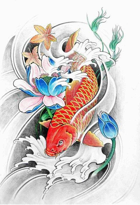 Tatuagem oriental