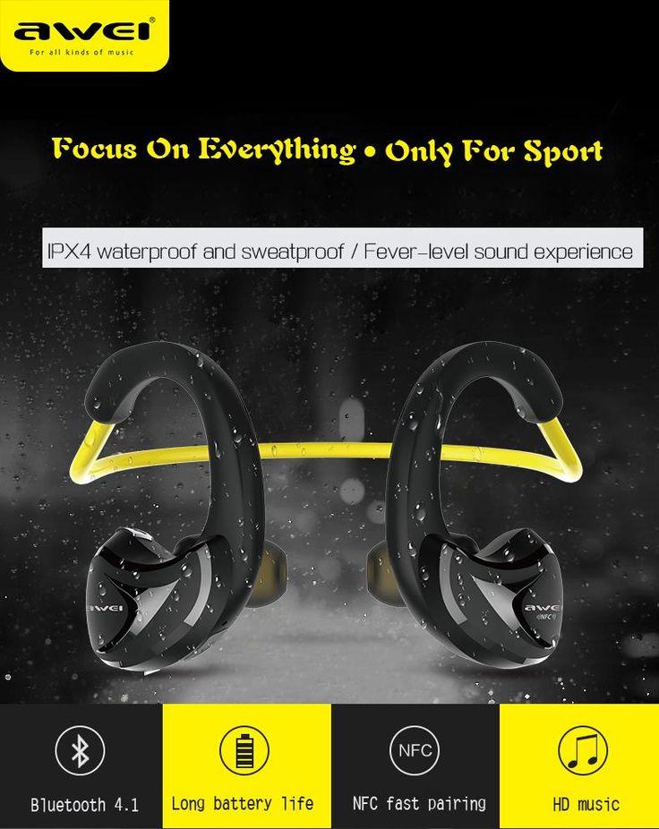 Awei A880BL Wireless Headphones Bluetooth Earphone Sport fone de ouvido Auriculares Ecouteur Audifonos Kulaklik With NFC Apt-x   Read more at Electronic Pro Market : http://www.etproma.com/products/awei-a880bl-wireless-headphones-bluetooth-earphone-sport-fone-de-ouvido-auriculares-ecouteur-audifonos-kulaklik-with-nfc-apt-x/  Awei A880BL Wireless Headphones Bluetooth Earphone Sport fone de ouvido Auriculares Ecouteur Audifonos Kulaklik With NFC Apt-x Product description: &