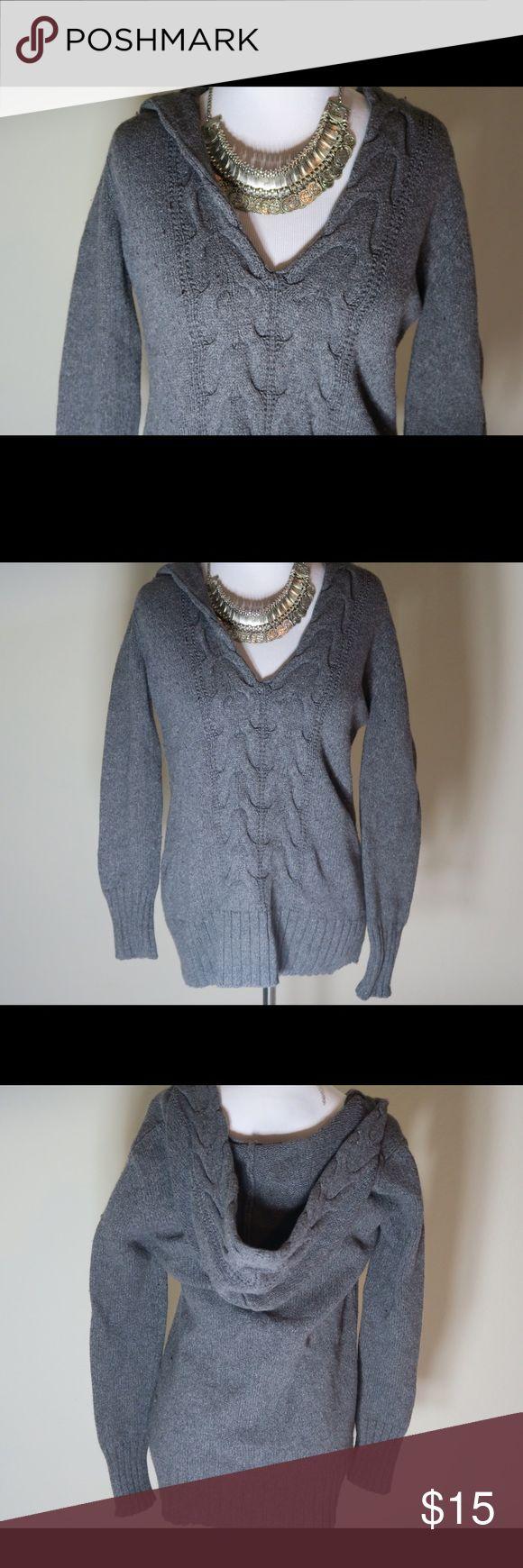 Grey Gray Old Navy Hoodie Size: medium. Old Navy Tops Sweatshirts & Hoodies
