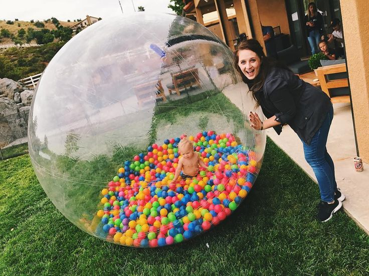 "Missy Lanning on Instagram: ""Life is just one giant ball pit """