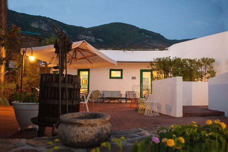 Restaurant Borgo la Pietraia — WordPress