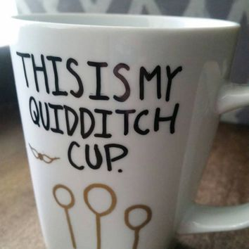 Shop Harry Potter Mugs Etsy on Wanelo