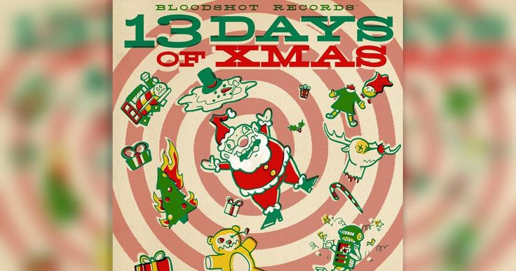 Inside Bloodshot Records' Wacky Holiday Compilation '13 Days of Xmas'  ||  Chicago's Bloodshot Records has released the unique holiday compilation '13 Days of Xmas.' http://www.rollingstone.com/country/news/inside-bloodshot-records-alt-country-holiday-album-w512241?utm_campaign=crowdfire&utm_content=crowdfire&utm_medium=social&utm_source=pinterest