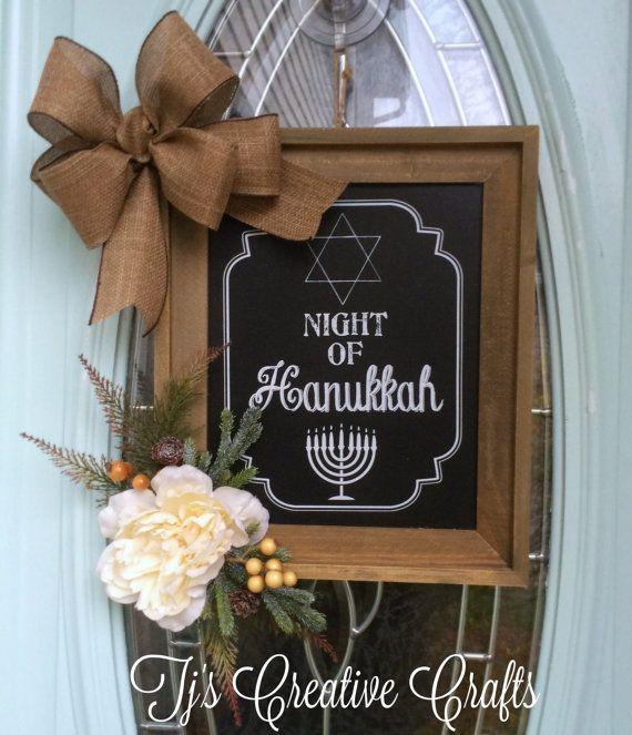 25 unique hanukkah decorations ideas on pinterest for Decoration hanouka