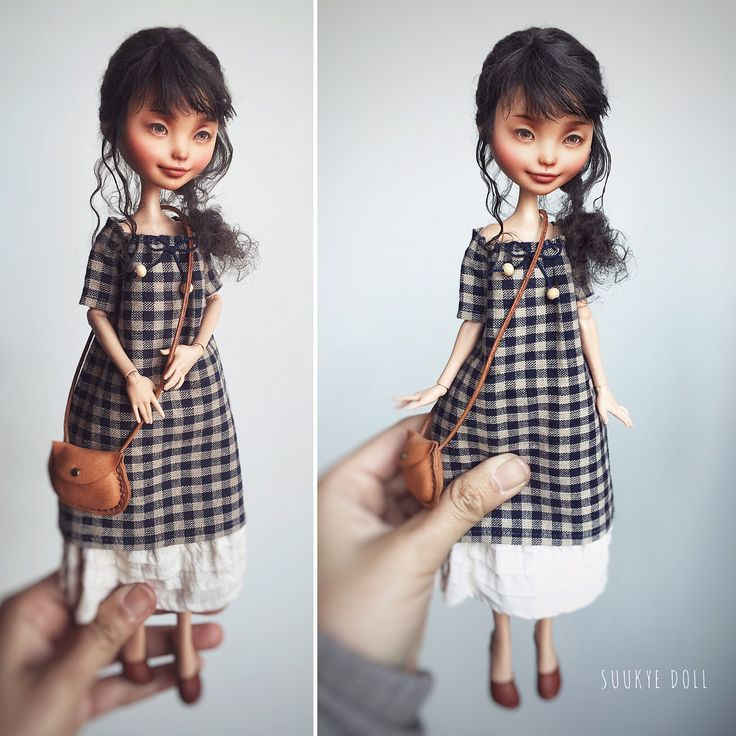 Incredible custom Ever After High doll by suukye.m on Instagram. This artist is incredible!