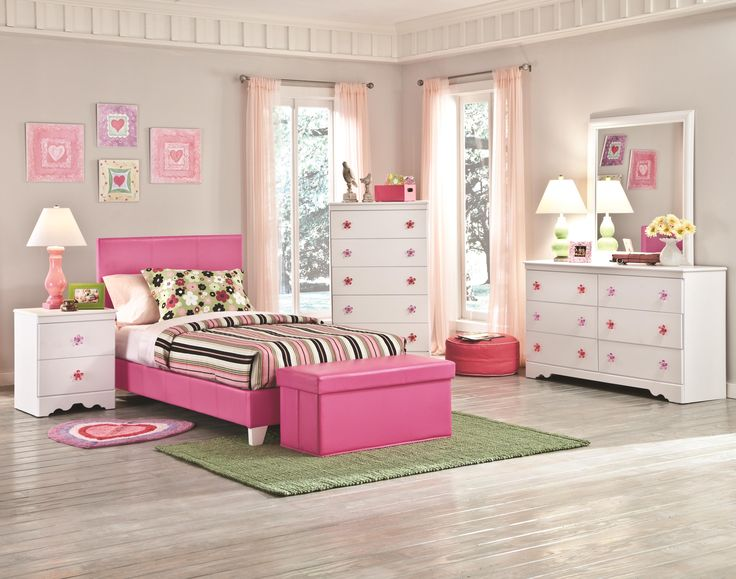 50 best Girlsu0027 Rooms images on Pinterest Child room, Daughter