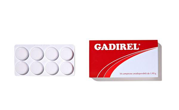 Gadirel è un preparato a base di collagene idrolizzato che neutralizza l'acidità di stomaco e combatte il reflusso gastrico senza controindicazioni.