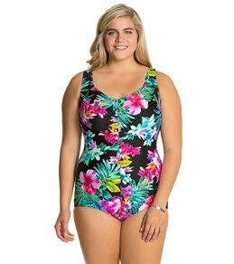 Plus Size Swimwear at SwimOutlet.com