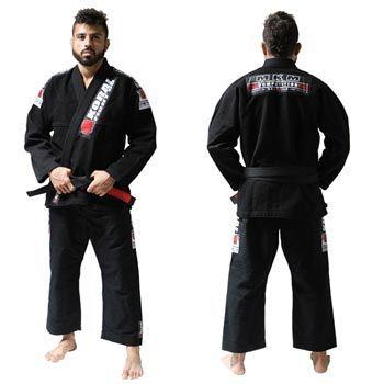 Koral Kimono/Gi MKM Black