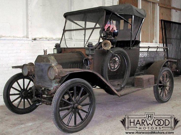 1914 Ford Model T Roadster Pickup