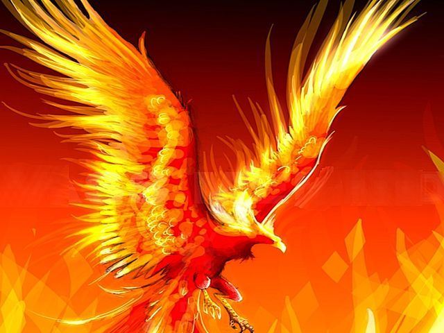I got: Phoenix! Which Mythical Creature Are You Most Compatible With?