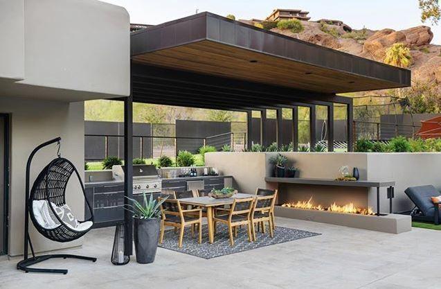 Modern Outdoor Kitchen Modern Outdoor Kitchen Outdoor Kitchen Design Modern Luxury Outdoor Kitchen