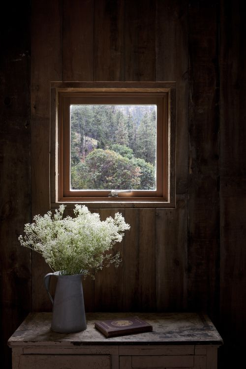 Nelleen Berlin Interior Design #Cabin #Window