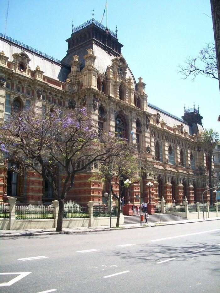 Palacio de Aguas Corrientes . Buenos Aires