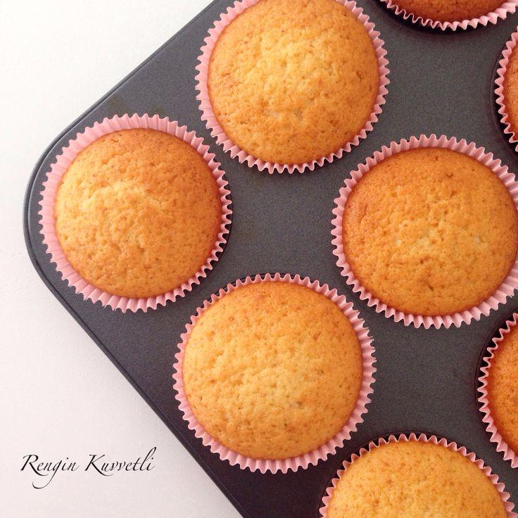 Limonlu Cupcakeler / Lemoon Cupcakes