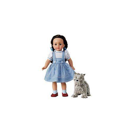 madame alexander dorothy woz doll, 18