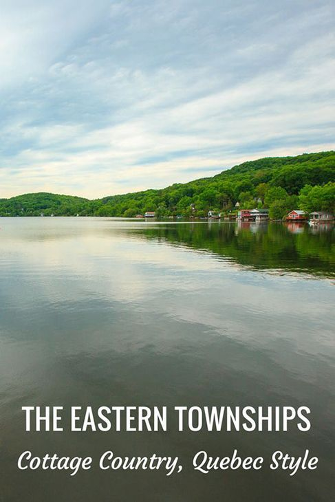 Lured by the natural beauty, culture and gourmet offerings of Quebec's third most popular destination, 6 million visitors visit the Eastern Townships every year. They come from across Canada but, given the townships' historical connections and proximity to the U.S., Americans make their way here too.