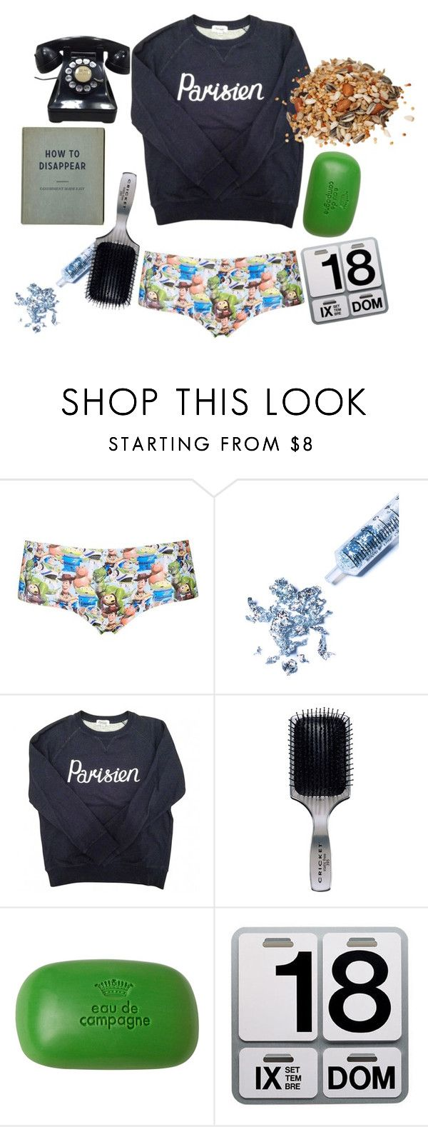 """""""getting random"""" by moria801 ❤ liked on Polyvore featuring Topshop, Glitter Injections, Maison Kitsuné, Cricket, Sisley, Danese, women's clothing, women's fashion, women and female"""