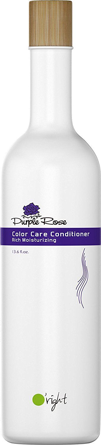 O'Right Purple Rose Color Care Conditioner 13.6oz/400ml -- Want to know more, click on the image. (This is an affiliate link and I receive a commission for the sales)