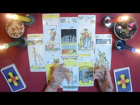 Horóscopo Cáncer noviembre 2016 en el Amor - Tarot